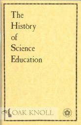 THE HISTORY OF SCIENCE TEACHING IN DELAWARE, 1900-1975. Ruth E. Cornell, John F. Reiher.