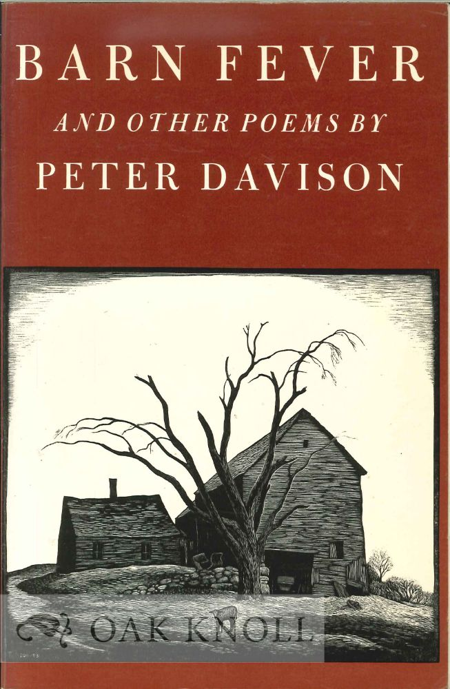 BARN FEVER AND OTHER POEMS. Peter Davison.