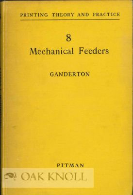 MECHANICAL FEEDERS. Vernon S. Ganderton.