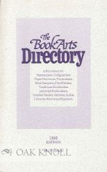 BOOK ARTS DIRECTORY(THE)