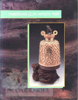 AMERICAN CLAY ARTISTS 1989.