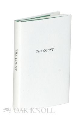 THE COUNT. J. Ed Newman.