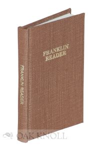 THE BENJAMIN FRANKLIN PRIMER.