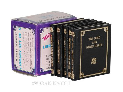 """ MIGHTY MIDGET"", LIBRARY SET OF 5 CLASSIC TALES."