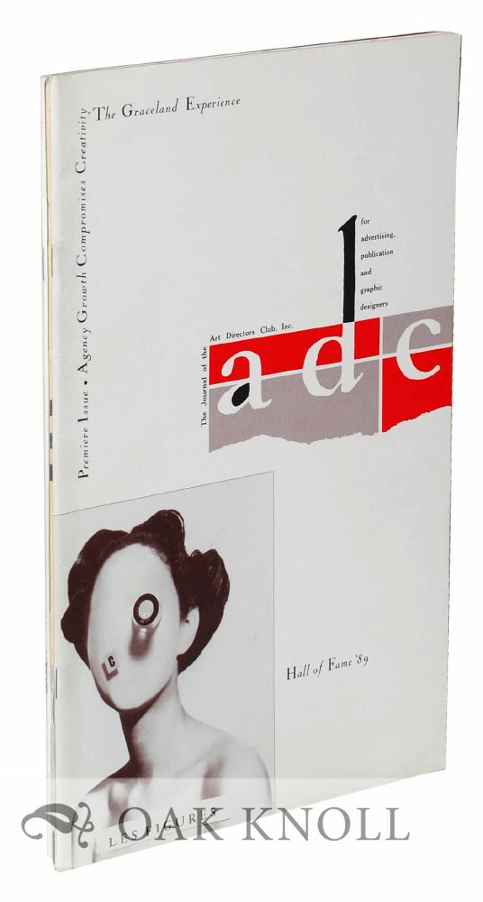 ADC: THE JOURNAL OF THE ART DIRECTORS CLUB, INC.