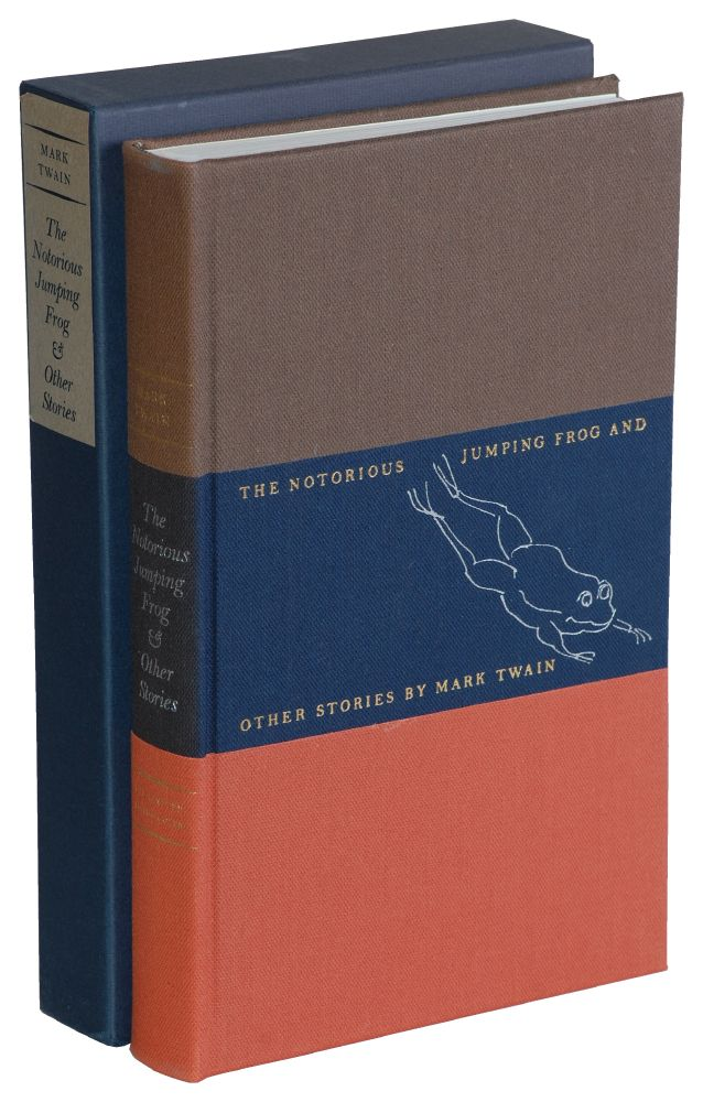 THE NOTORIOUS JUMPING FROG & OTHER STORIES. Mark Twain.
