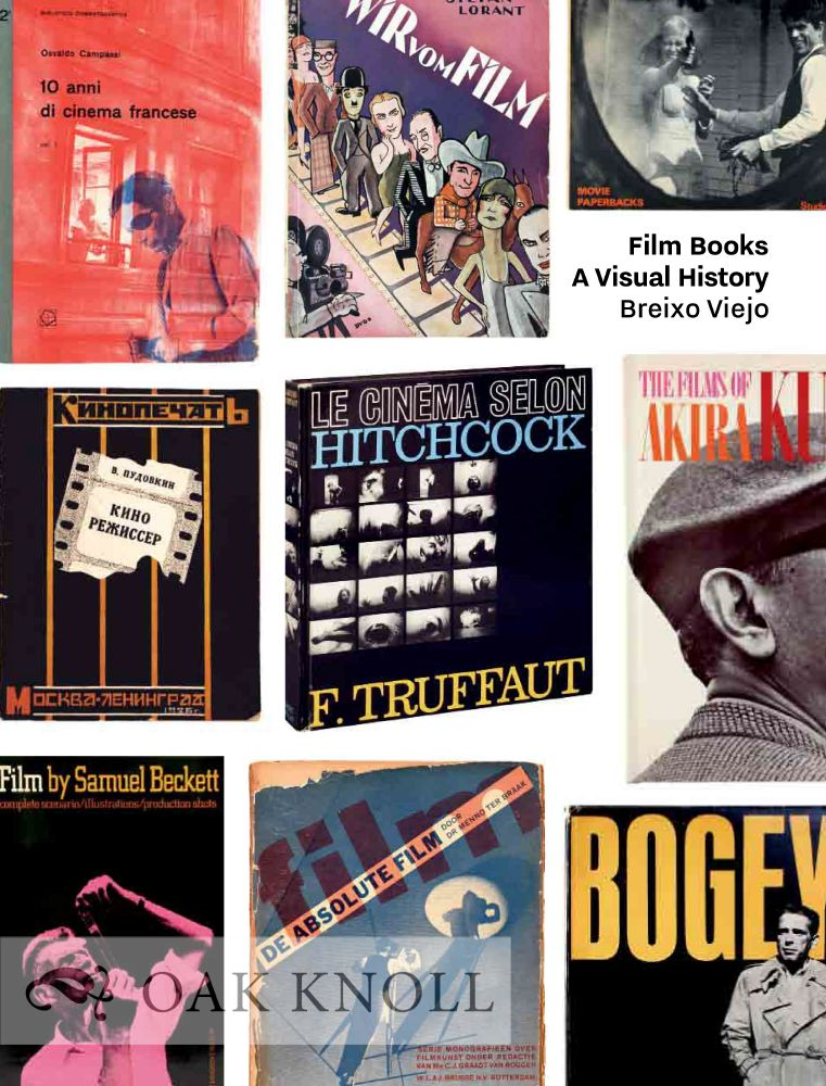 FILM BOOKS: A VISUAL HISTORY. Breixo Viejo.