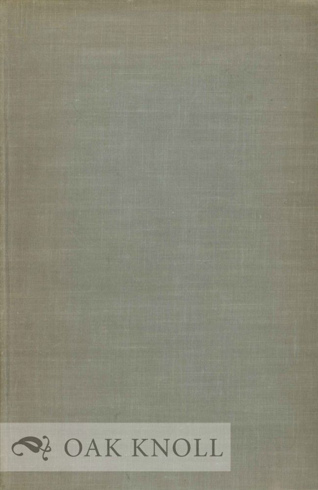 THE BANNED BOOKS OF ENGLAND With a Foreword by E.M. Forster. Alex Craig.