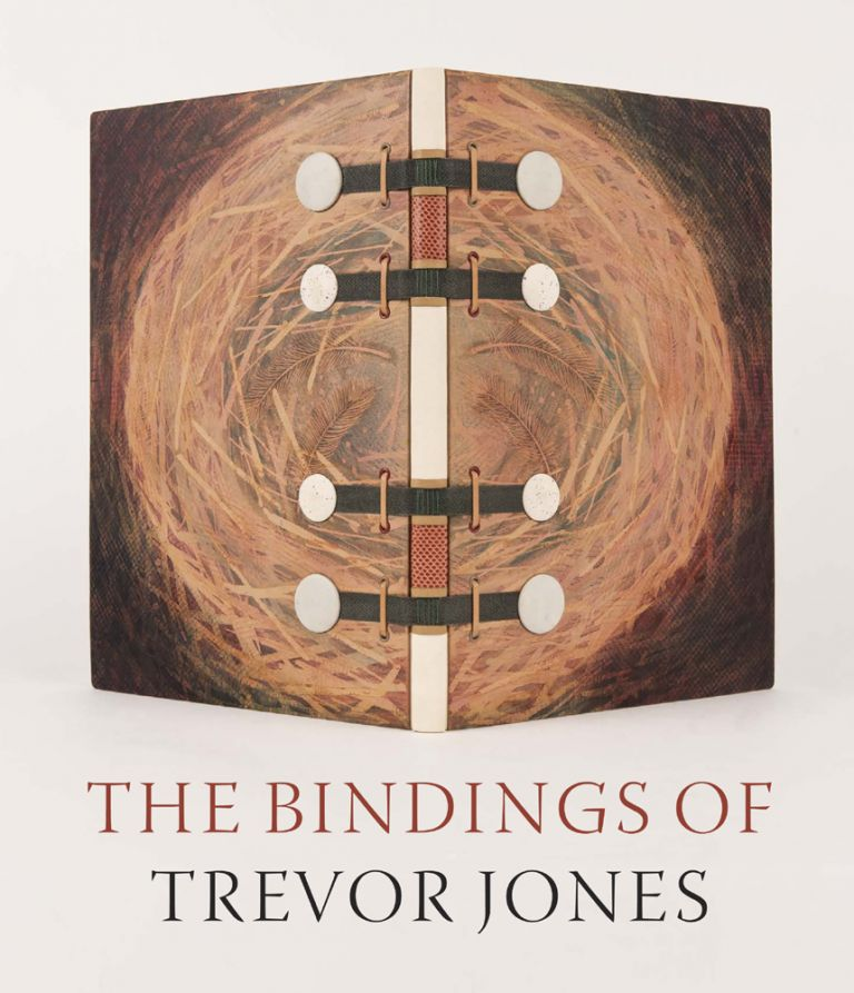 THE BINDINGS OF TREVOR JONES. Trevor Jones, Angela James, Colin Hamilton.