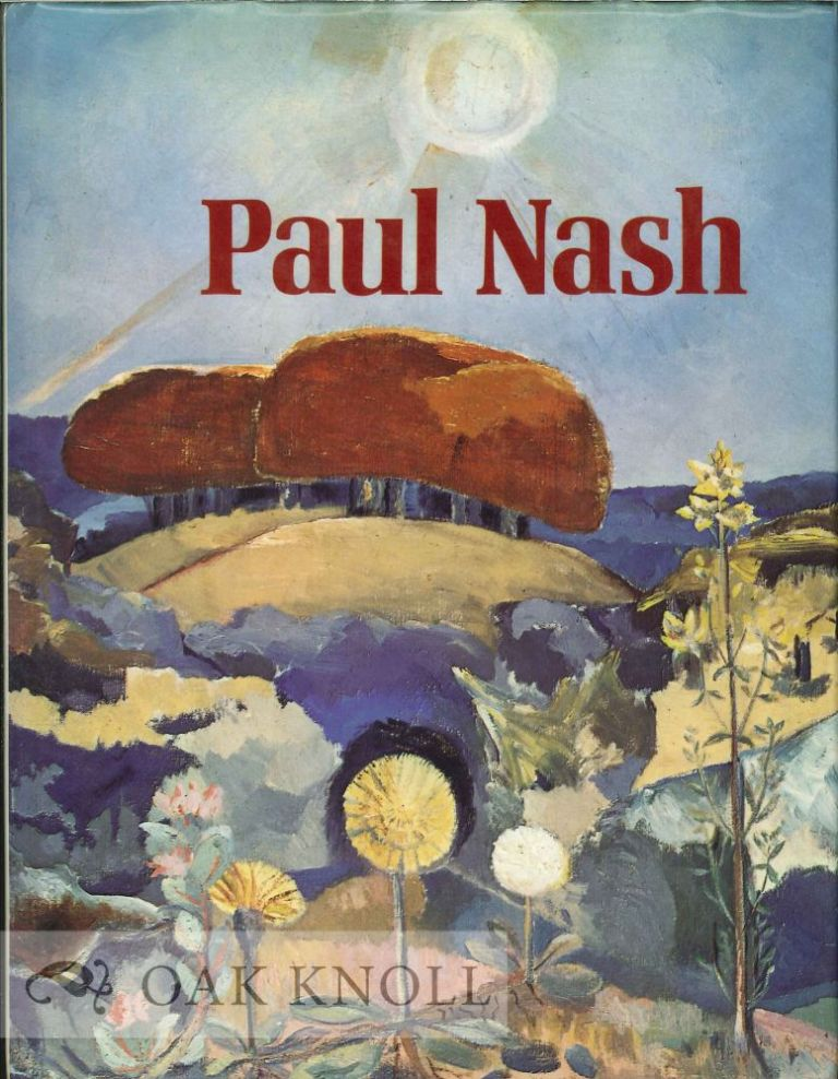PAUL NASH: PAINTINGS AND WATERCOLOURS.