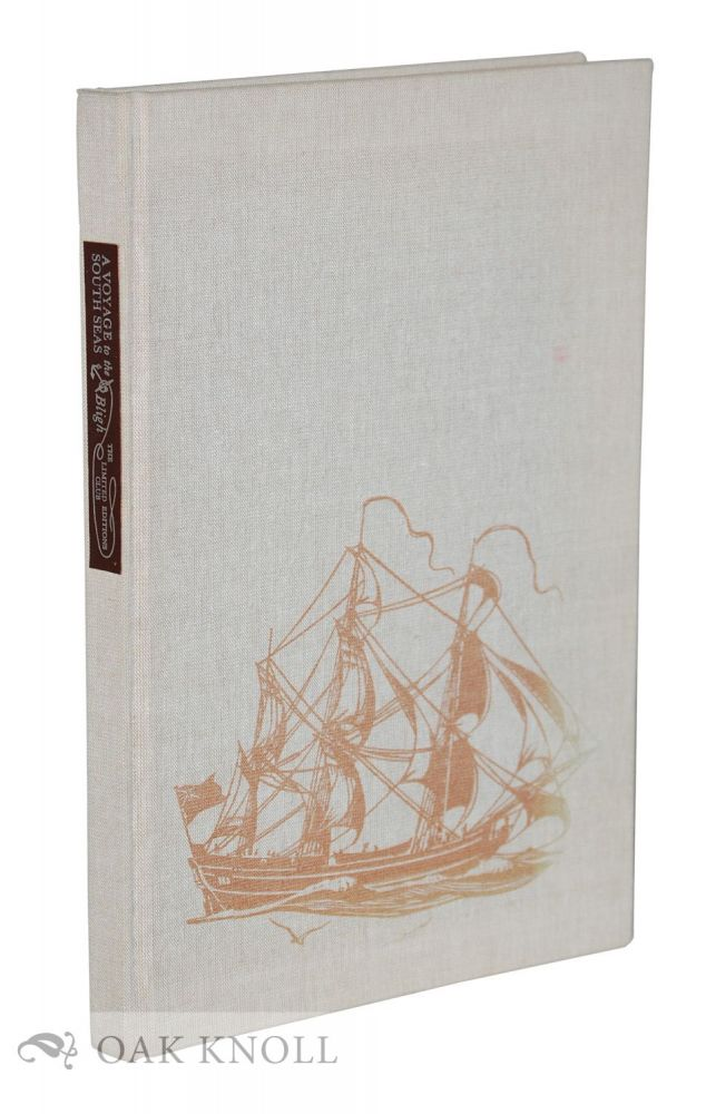 A VOYAGE TO THE SOUTH SEAS, UNDERTAKEN BY COMMAND OF HIS MAJESTY FOR THE CONVEYING THE BREAD-FRUIT TREE TO THE WEST INDIES IN HIS MAJESTY'S SHIP BOUNTY ... INCLUDING AN ACCOUNT OF THE MUTINY ON BOARD. William Bligh.