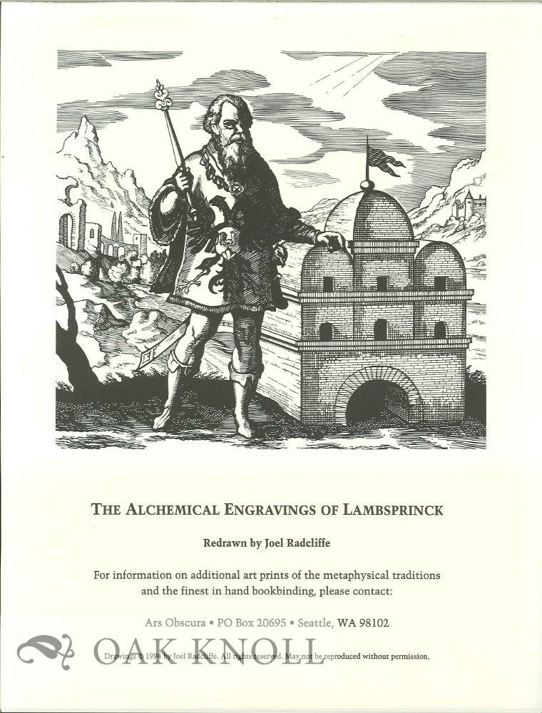 THE ALCHEMICAL ENGRAVINGS OF LAMBSPRINCK.