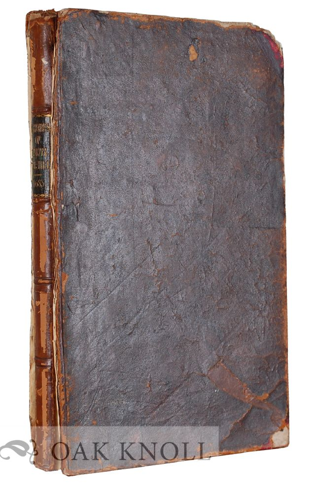 MEMOIRES OF SIR JAMES MELVIL OF HAL-HILL: CONTAINING AN IMPARTIAL ACCOUNT OF THE MOST REMARKABLE AFFAIRS OF STATE DURING THE LAST AGE, NOT MENTIOIN'D BY OTHER HISTORIANS: MORE PARTICULARY RELATING TO THE KINGDOMS OF ENGLAND AND SCOTLAND, UNDER THE REIGNS OF QUEEN ELIZABETH, MARY QUEEN OF SCOTS,AND KING JAMES. George Scott.