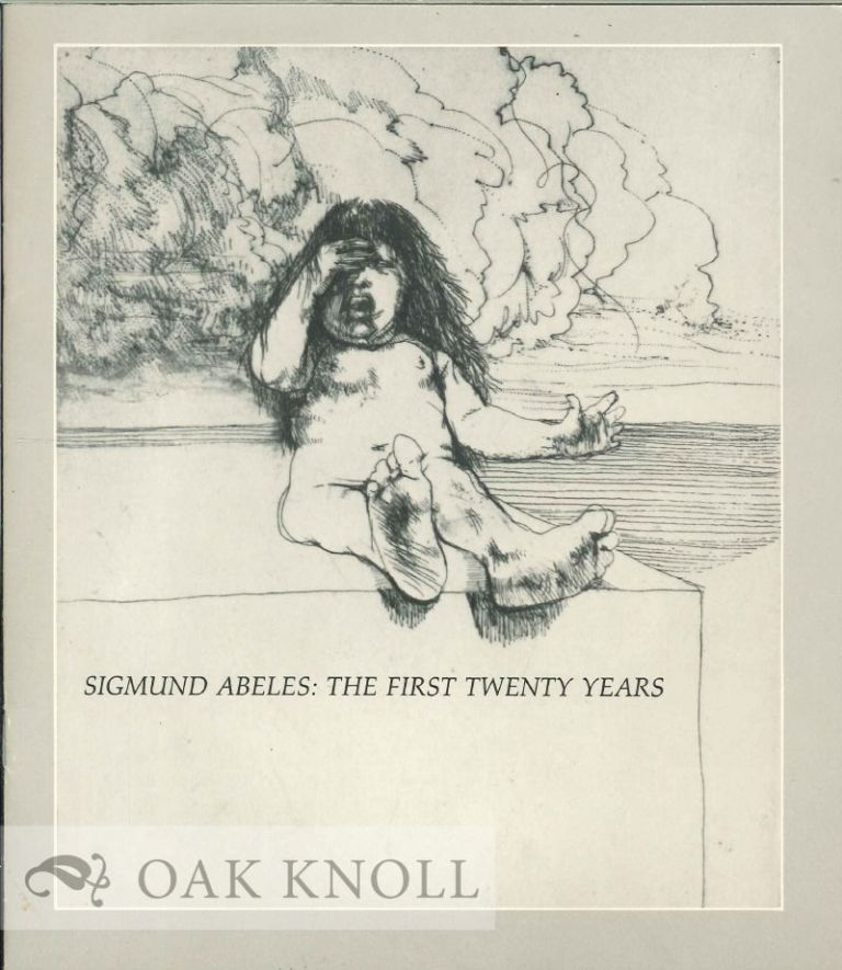SIGMUND ABELES: THE FIRST TWENTY YEARS.