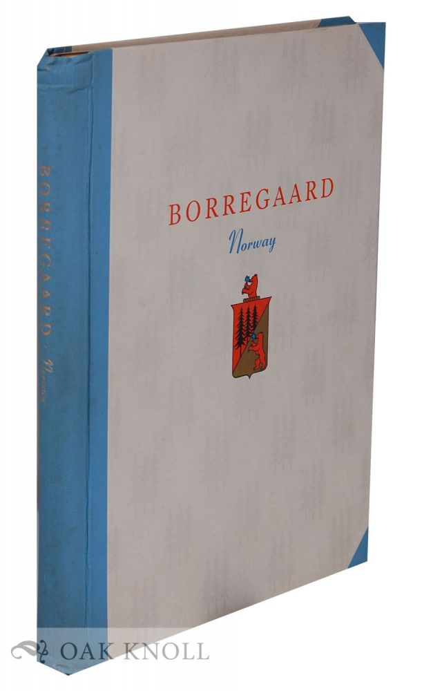 A FEW SUGGESTIONS FOR THE USE OF BORREGAARD PAPERS. Borregaard Papers.