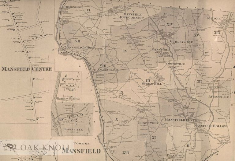 TOWN OF MANSFIELD.