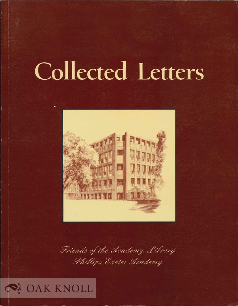 COLLECT LETTERS.