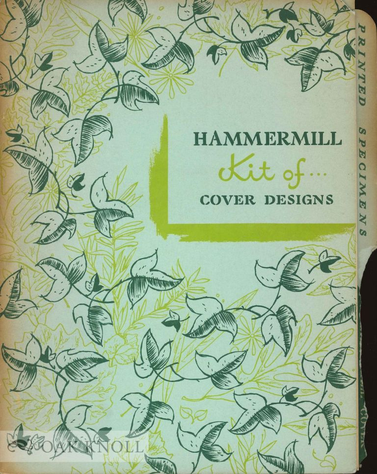 HAMMERMILL KIT OF COVER DESIGNS.