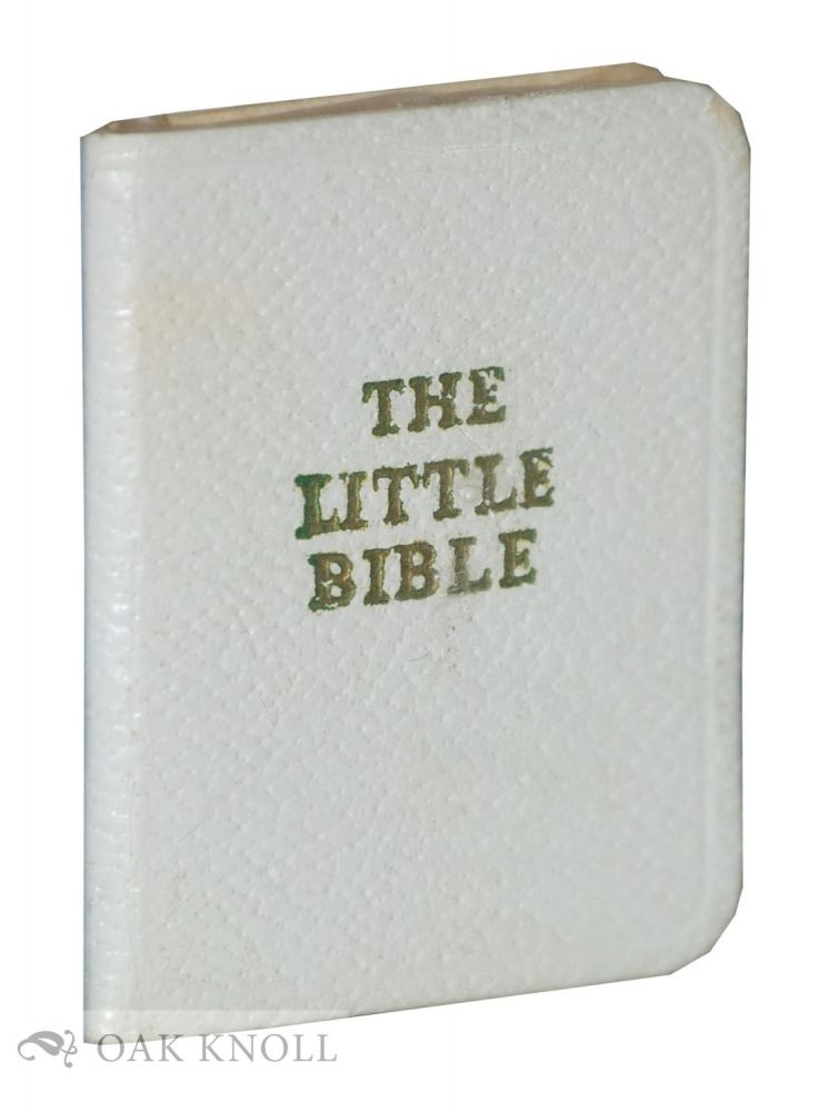 THE LITTLE BIBLE.