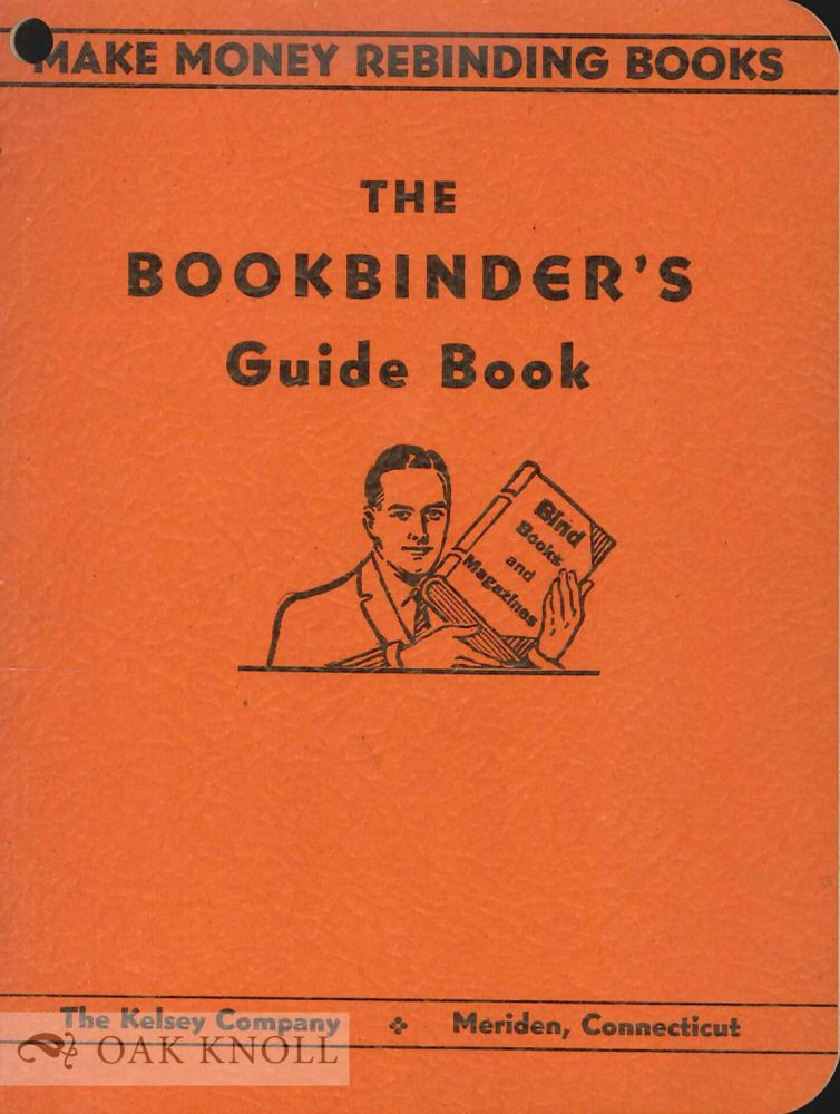 THE BOOKBINDER'S GUIDE BOOK.