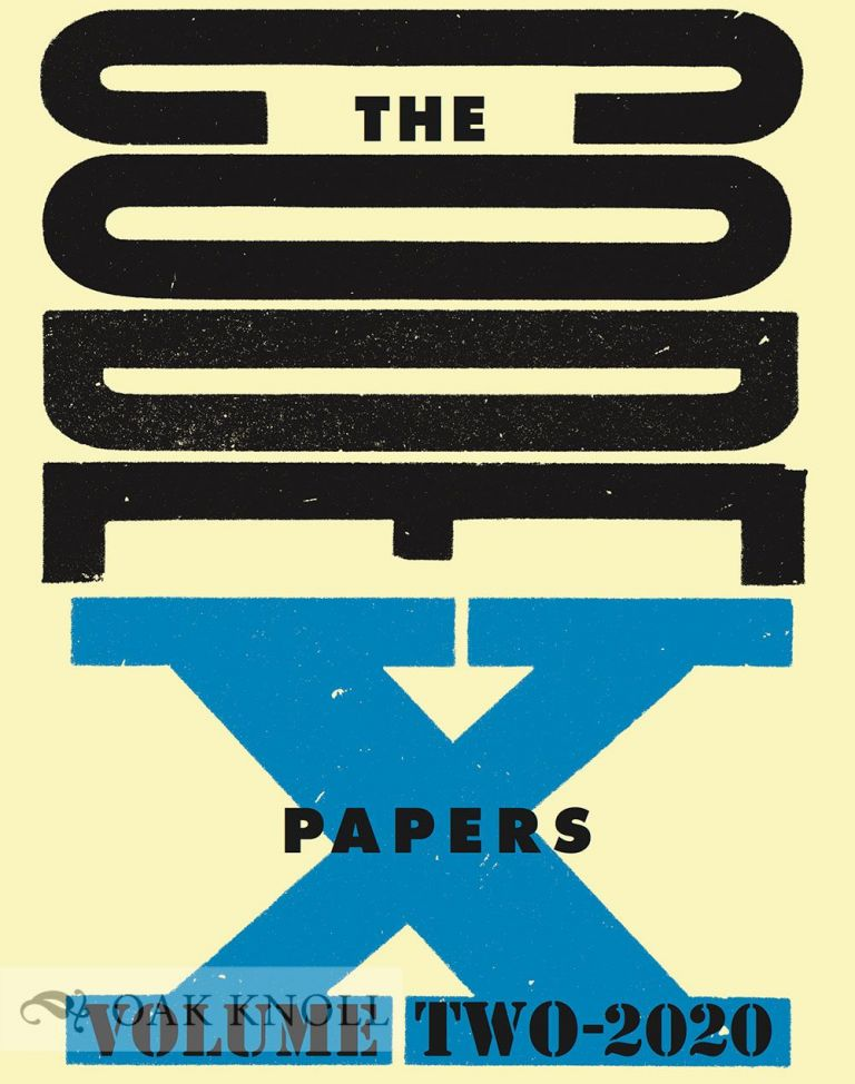 THE CODEX PAPERS: VOLUME 2. Gerald W. Cloud, Peter Rutledge Koch.