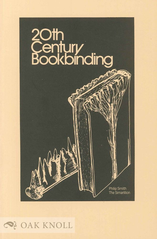 20TH CENTURY BOOKBINDING, AN EXHIBITION AT THE ART GALLERY OF HAMILTON.
