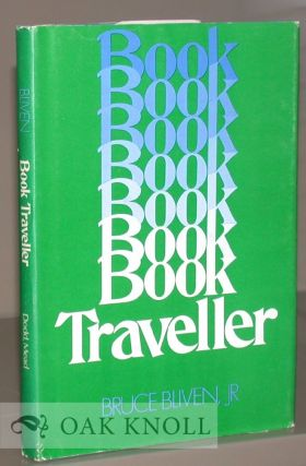 BOOK TRAVELLER. Bruce Bliven