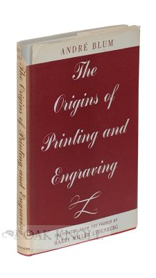 THE ORIGINS OF PRINTING AND ENGRAVING