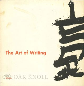 THE ART OF WRITING, AN EXHIBITION IN FIFTY PANELS.