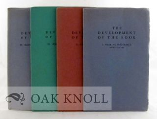 DEVELOPMENT OF THE BOOK (THE