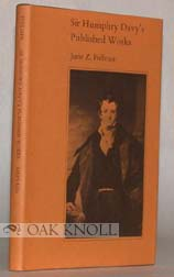 SIR HUMPHRY DAVY'S PUBLISHED WORKS