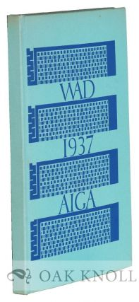 WAD, THE WORK OF W.A. DWIGGINS