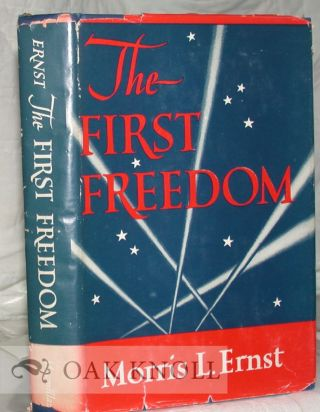 THE FIRST FREEDOM