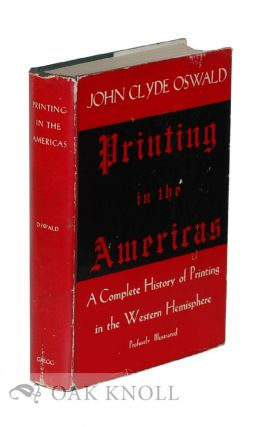PRINTING IN THE AMERICAS