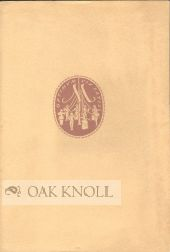 DANIEL BERKELEY UPDIKE AND THE MERRYMOUNT PRESS. Karl Kup