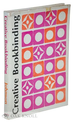 CREATIVE BOOKBINDING. Pauline Johnson