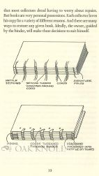 A COLLECTOR'S GUIDE TO BOOKBINDING.
