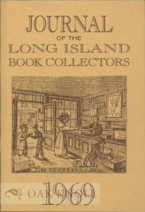 JOURNAL OF THE LONG ISLAND BOOK COLLECTORS.