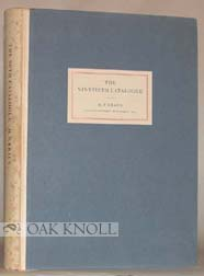 NINETIETH CATALOGUE; ENGLISH BOOKS, MANUSCRIPTS, INCUNABULA, VOYAGES, AMERICANA, GEOGRAPHY,...