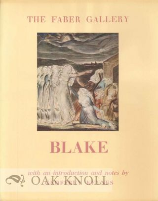 BLAKE (1757-1827) WITH AN INTRODUCTION AND NOTES BY GEOFFREY KEYNES. Geoffrey Keynes