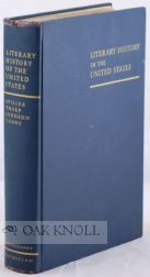 LITERARY HISTORY OF THE UNITED STATES. BIBLIOGRAPHY. SUPPLEMENT