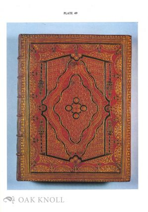 CATALOGUE OF THE PEPYS LIBRARY AT MAGDALENE COLLEGE CAMBRIDGE. VOLUME VI. BINDINGS.