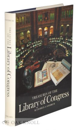 TREASURES OF THE LIBRARY OF CONGRESS