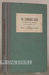 STANDARD SCALE IN THEORY AND PRACTICE. W. B. Lawrence