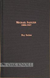 MICHAEL SADLEIR, 1888-1957