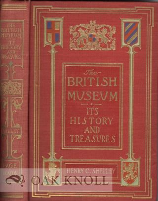 THE BRITISH MUSEUM: ITS HISTORY AND TREASURES