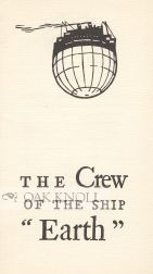 "THE CREW OF THE SHIP ""EARTH""."