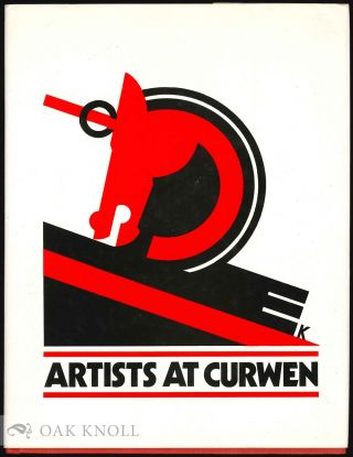 ARTISTS AT CURWEN, A CELEBRATION OF THE GIFT OF ARTISTS' PRINTS FROM THE CURWEN PRESS. Pat Gilmour