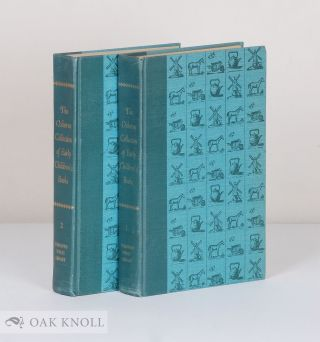 OSBORNE COLLECTION OF EARLY CHILDREN'S BOOKS, 1566-1910 A CATALOGUE. With THE OSBORNE COLLECTION...