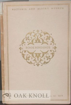 BOOKBINDINGS. John P. Harthan.